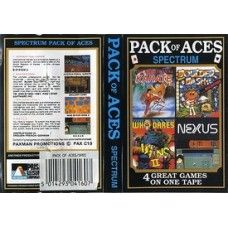 Pack Of Aces for Spectrum by Paxman/Prism Leisure on Tape