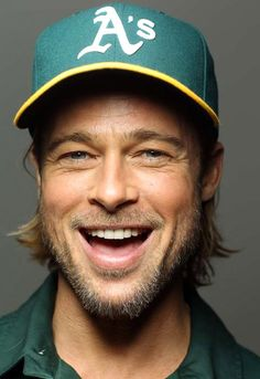 moneyball...yep I have an obsession with it, the movie, not Brad Pitt  :)