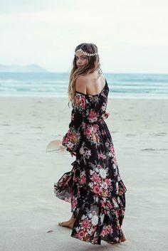 Jagger Dress - Black