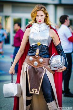 Thor — Photo by #YorkInABox #WonderCon2015