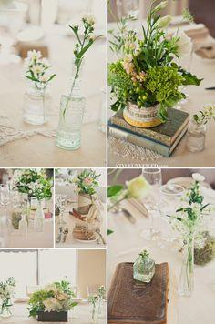 16. Table setting theme #modcloth #wedding
