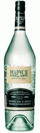 Водка Маруся - Maroussia Vodka -   A classic Russian vodka, which is characterized by the absence of any additives that improve the sensual properties of the drink. it can even be drunk at room temperature. #vodka