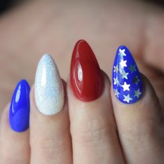 15 Fun and Easy Nail Designs to Celebrate Labor Day