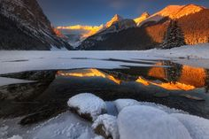 Lake of Gold by Patrick Marson Ong - Photo 106842545 / 500px
