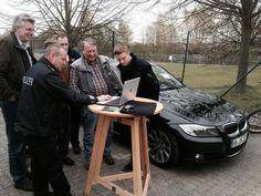 Besucher sammeln beim Verkehrssicherheitstag in Rosdorf Erfahrungen / Übersicht / Göttingen / Nachrichten - Goettinger-Tageblatt.de