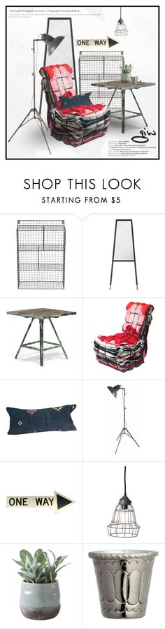 """remy..."" by ian-giw ❤ liked on Polyvore featuring interior, interiors, interior design, home, home decor, interior decorating, NKUKU, Lazy Susan, Dot & Bo and modern"