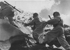 Red Army soldiers in the Caucasus in 1942, pin by Paolo Marzioli