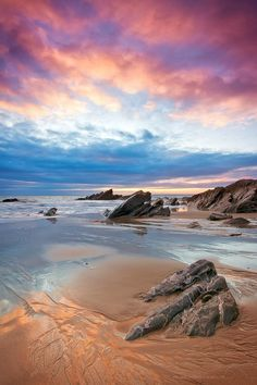 Whitsand bay Cornwall