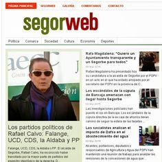 El Informal Segorbino: Rafael Calvo desmiente las megalomanías de la pren...