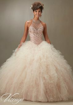 Mori Lee Quinceanera Dress 89070