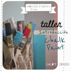 Talleres Autentico Chalk Paint