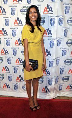 Freida Pinto - BAFTA/LA Awards Season Tea Party