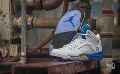 """Air Jordan 5 """"Laney"""" Detailed Images"""