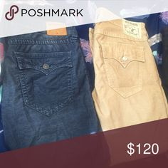 True Religion men Size 36. Gently worn ($120 for 1, $200 for 2) True Religion Jeans Straight