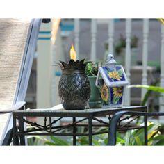 Pineapple Tabletop Torch on Wanelo