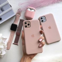 Pink Apple accessories,click the link to buy the Apple watch bands. Apple Iphone, Iphone 6, Coque Iphone, Free Iphone, Iphone Phone Cases, Iphone Deals, Telephone Smartphone, Smartphone Case, Telefon Apple