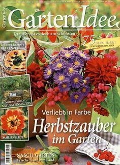 Verliebt in Farbe: Herbstzauber im Garten. Gefunden in: GartenIDEE, Nr. 5/2016