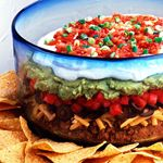 Albertsons Market - 8 Layer Fiesta Dip Recipe