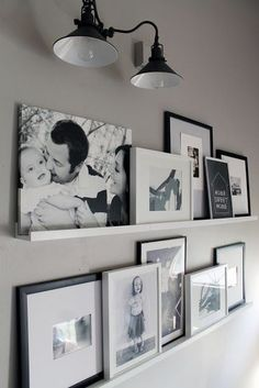 Work Your Walls By Adding Memories-Chris Loves Julia