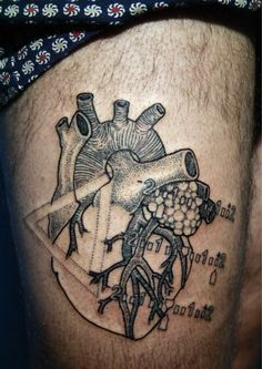 tatuagem por Vitor Novato