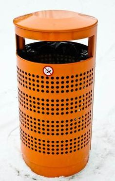 ::Darba Spars::::Manufacturer of steel products:: > Dustbins > 70 l dustbins > Dustbin AT702PF 2009