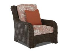 High-back comfort and a handsome profile will make this a first choice for those looking for long-lasting style. The Klaussner Outdoor Laurel Chair is available in the Asheboro, NC area from Klaussner Outdoor.
