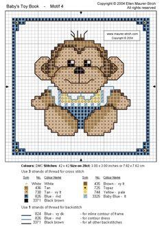 Gallery.ru / Фото #17 - 8 - barbariska76 Easy Cross Stitch Patterns, Xmas Cross Stitch, Cross Stitch For Kids, Cross Stitch Boards, Simple Cross Stitch, Cross Stitch Baby, Cross Stitch Alphabet, Cross Stitch Animals, Cross Stitch Designs