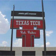 Lubbock, TX - Had a blast visiting my sister many times. Guns Up!