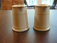 Cream Pitcher Homer Laughlin Coffee by wasminenowyours on Etsy