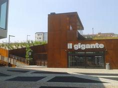 Verde pensile - Il Gigante Bergamo (BG)