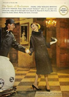 The spirit of Hockanum    From Mademoiselle, November 1960