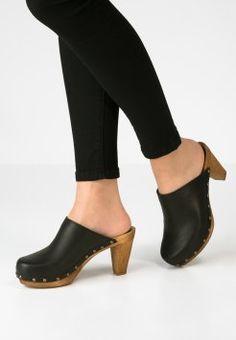 Sanita - ATHENA - Clogs - black