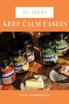 Igen, már birtokodba veheted a NULLA hozzáadott szénhidrátokat tartalmazó, megújult, ÚJ ízekben is érkező, de sokféle stressz ellenes hatónyagot, rostokat és ördögnyelvet tartalmazó VADIÚJ Keep Calm fehérjéket, ami garantáltan eltelít minden egyes nap! Keep Calm, Nap, Minden, Salsa, Cheesecake, Banana, Food, Stay Calm, Cheesecakes