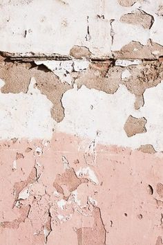 Cracked peeling paint texture is part of Texture inspiration - Textures Patterns, Color Patterns, Nude Colors, Soft Colors, Taupe Colour, Blush Color, Pink Color, Watercolor Clipart, Foto Macro