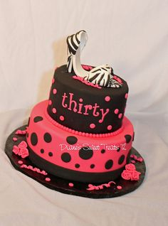 thirty and flirty by Diane's Sweet Treats - (Diane Burke), via Flickr