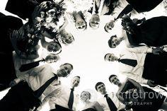wedding party photo!