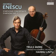 Tampere Philharmonic Orchestra - Enescu: Symphonie Concertante/Symphony No. The Soloist, Age 20's, Ondine, Grammy Nominations, Cd Cover, Music Games, Georgia, Lyrics, Writing