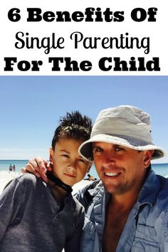 6 Benefits Of Single Parenting For The Child- single parent tips- children of divorce