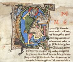 So many anonymous clerics kept literature, history & art alive for centuries.   Medieval and Illuminated Manuscripts
