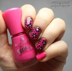 Goodly Nails: BPS / Clear Jelly Stamper