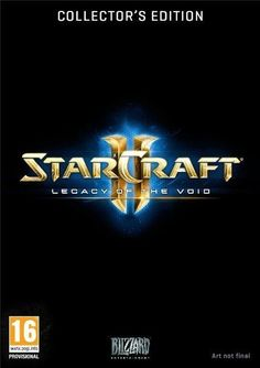 $43.96! Retails for $83.75 Starcraft 2: Legacy Of The Void Collector's Edition PC/Mac