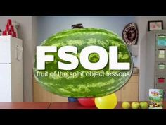 Fruit of the Spirit Object Lesson: Peace - YouTube