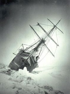 Under the command of Sir Ernest Shackleton, the Endurance set sail from England for the Antarctic in August 1914. By January of 1915, the ship was approximately one day short of its destination of Vahsel Bay before becoming icebound for ten months and eventually crushed. Miraculously, all 28 men aboard survived and returned home. http://hubpages.com/education/The-Most-amazing-survival-story-ever