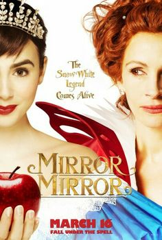 MIRROR MIRROR/白雪姫と鏡の女王
