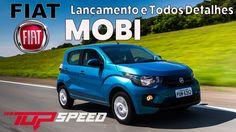 Lançamento e Avaliação Fiat Mobi 1.0 Like On ( Canal Top Speed)