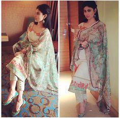 Naagin colors TV Mouni Roy