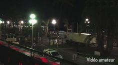 Attentat à Nice : Les vidéos amateur de l'attentat au camion - YouTube