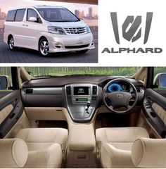 Toyota Alphard 4WD from just $99      Book it now www.olgorentals.co.nz