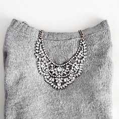 Love Story Statement Necklace #fashionista #outfitoftheday - 24,90 € @happinessboutique.com