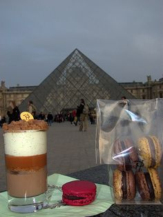 Pierre Hermé et Ladurée au Louvre by Canon S3 IS in Paris, France, via Flickr